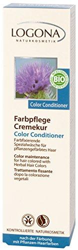 Logona Soins Colorants Masque Fixateur Coloration / Color Conditionner 150 ml