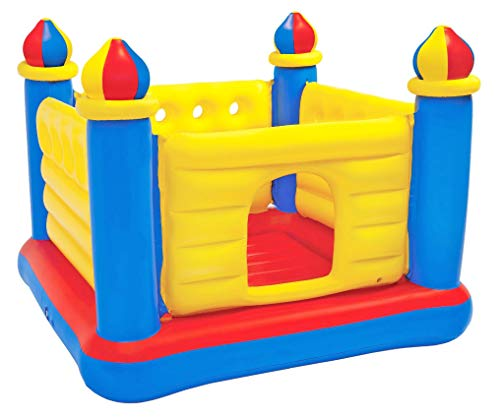 INTEX Inflatable Jump-O-Lene Ball Pit Castle Bouncer by Intex