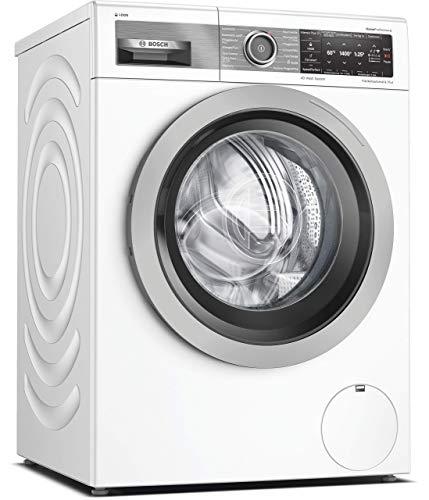 Bosch WAV28E41 HomeProfessional Waschmaschine Frontlader / A+++ / 152 kWh/Jahr / 1400 UpM / 9 kg / weiß / i-DOS / Fleckenautomatik Plus / Home Connect
