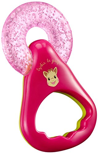 Vulli - Fresh Touch - Sophie la Girafe - Anneau de Dentition - Fraîcheur avec Gel Réfrigérant (Modèle aléatoire)