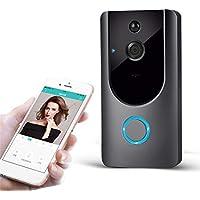 Benci Wireless Remote Monitoring Two-Way Talk Video Doorbell