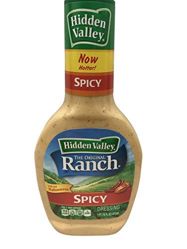 Hidden Valley Ranch Spicy Dressing (473ml)
