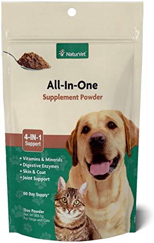 vitamin mix for homemade dog food