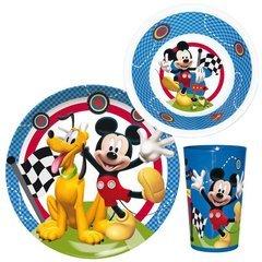 Ciao 49144 – set tafel Mickey Mouse Rally, meerkleurig