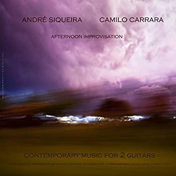 Afternoon Improvisations - Contemporary Music for 2 Guitars