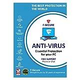 F-Secure Antivirus 1 año | 1 PC