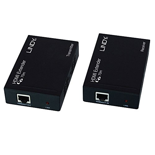 LINDY Kit Extender C6HDMI 2.0HDBaseT 70m