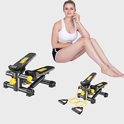 Hydraulic Mute Stepper Commercial Mini Stairmaster InMotion Compact Strider for Office Household Gym