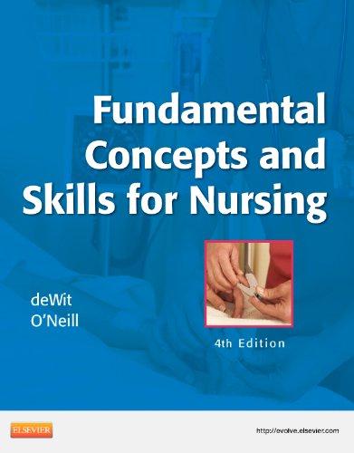 Fundamental Concepts and Skills for Nursing