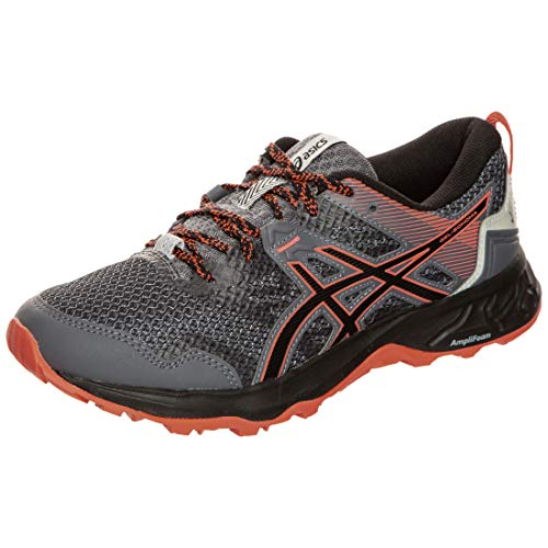 Asics Gel-Sonoma 5, Running Shoe Mujer, Negro, 38 EU