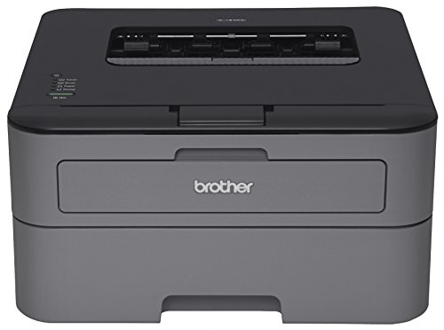 Brother HL-L2300D Monochrome Laser Printer with Duplex Printing (Renewed)