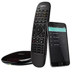 Works with Alexa for voice control (Alexa device sold separately) Performs activities like Lower the blinds, dim the lights, fire-up the TV for movie night—all with a tap of the finger Use your Smartphone (with available app) or included Harmony Remo...