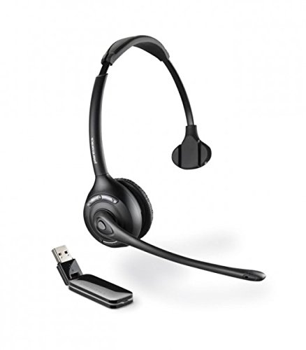 Plantronics DECT Savi W410-M DECT Monaural USB Headset