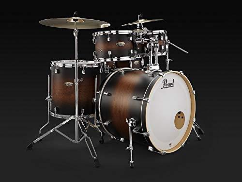 Pearl Decade Maple Studio - Papel satinado, color marrón