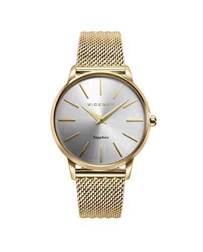 VICEROY - Reloj Acero IP Dorado Brazalete Sra Va - 471226-97