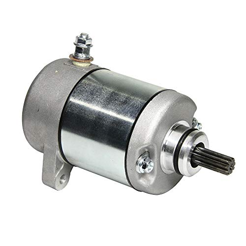 Starter Motor Replacement For Honda TRX350FE TRX350FM TRX350TE TRX350TM Rancher 2000-2006 ATV UTV 410-54038 18607 HA-116 495753 2-2764-MT,31200-HN5-671 31200-HN5-A81