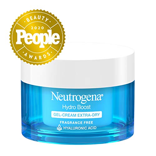 Neutrogena Hydro Boost Hyaluronic Acid Hydrating Gel-Cream Face Moisturizer to Hydrate