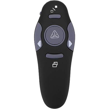 Youool pointeur laser powerpoint Présentateur sans fil, stylo professionnel USB RF télécommande PPT Flip Pen stylo pointeurs laser rouge, pour présentation de conférence