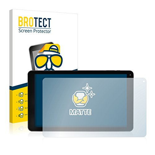 BROTECT 2X Entspiegelungs-Schutzfolie kompatibel mit Blaupunkt Atlantis 1001A Bildschirmschutz-Folie Matt, Anti-Reflex, Anti-Fingerprint