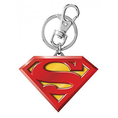 Superman Schlüsselanhänger Superman Logo DC Comics