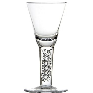 Glencairn Crystal The Jacobite Dram Whisky Toasting Glass 2.5floz
