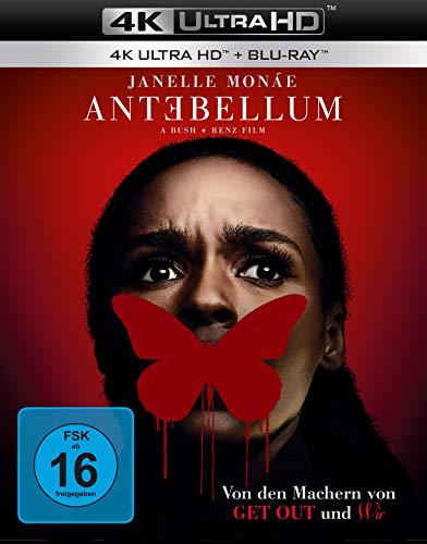 Antebellum UHD Blu-ray