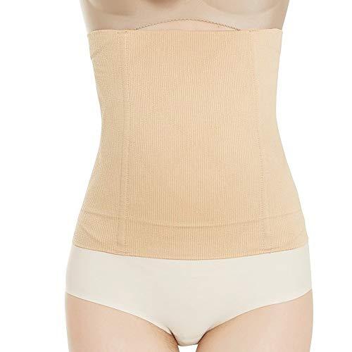 Sygjal damska bielizna wyszczuplająca brzuch bez trace formuje bielizna kontrolna body shaper bielizna talia trener majtki Shapewear (kolor : Skin Colour, rozmiar: XXL)