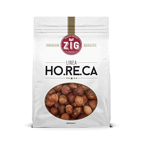 ZIG - HORECA - Nocciole sgusciate crude prima scelta extra 1 Kg