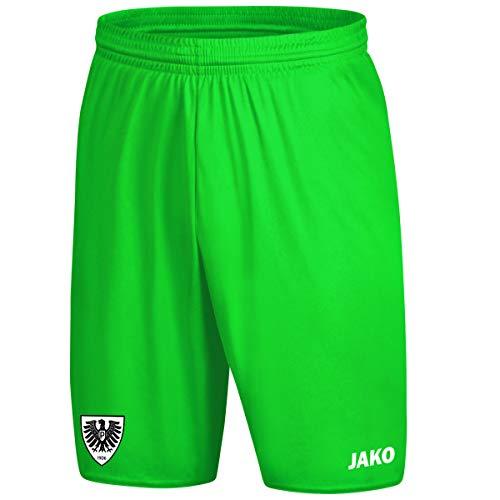 JAKO Herren Away, (Saison 19/20) Sc Preußen Münster Short, sportgrün, L