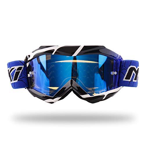 Gafas de Nenki NK-1018 gafas para motocross