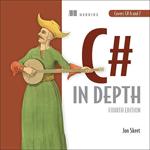 『C# in Depth』のカバーアート