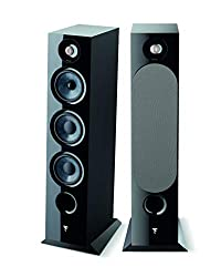 Focal Chora 826 Floor Standing Speaker - Black (Pair)
