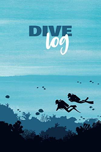 Dive Log: Logbook for Recreational Scuba Divers (122 Dives)
