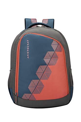 Aristocrat Pro 1 35 Ltrs Blue Coral Casual Backpack (BPPRO1HBCL)