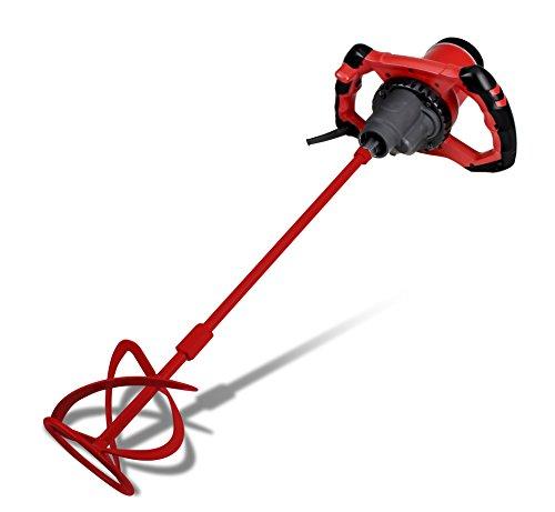 Rubi 25940 Mezclador Rubimix-9 N, 1200 W, 240 V, Rojo