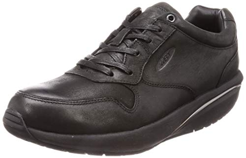 MBT Herren Said 6S Lace Up M Sneaker, Schwarz, 43 EU