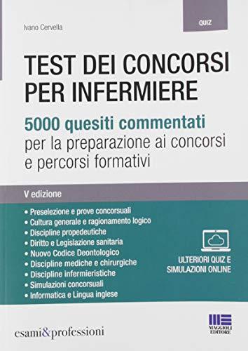 Test dei concorsi per infermiere
