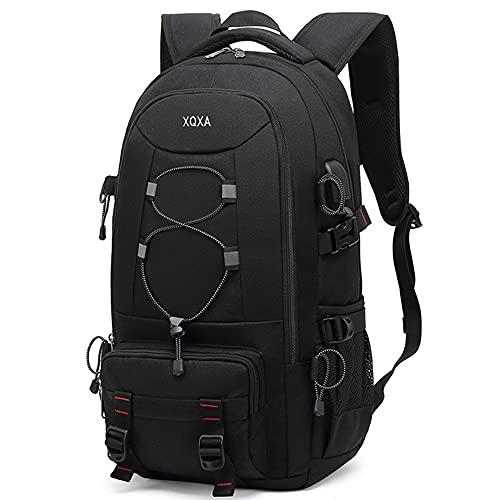 XQXA Mochila de viaje para ordenador portátil  45  duradera