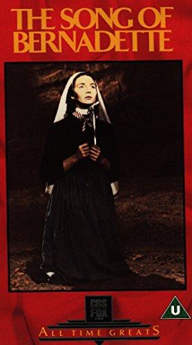 The Song Of Bernadette [Reino Unido] [VHS]