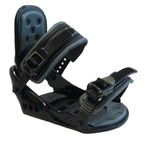 Nidus Snowboard Softbindung Soft Pro 6066 schwarz Gr. M/L (EU 37 - EU 44)