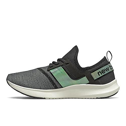 New Balance Women's Nergize Sport V1 Running Shoes, Phantom, 6.5