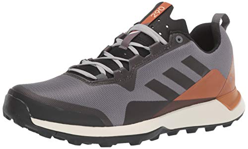 adidas outdoor Women's Terrex CMTK Trail Running Shoe, Grey Four/Black/TECH Copper, 12 D US