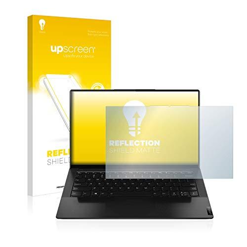 upscreen Entspiegelungs-Schutzfolie kompatibel mit Lenovo Yoga Slim 9i 14