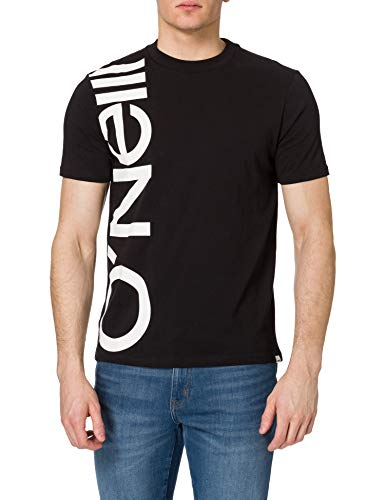 O'Neill Lm O'neill T-shirt, Camiseta para Hombre, Negro (9010 Black Out), L
