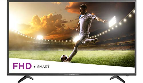 Hisense 40-Inch 1080p Smart LED TV 40H5080E (2018)