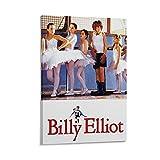 ZITANG Billy Elliot Klassische Filmposter, Leinwand-Poster,