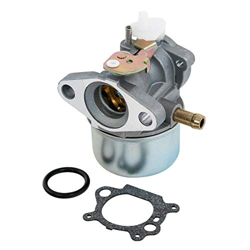 Gerenic Carburetor Replacement for Intek Briggs & Stratton 6.5Hp Motor Log Splitter # 214661, Snapper Mower with 3.5HP Briggs and Stratton Engine