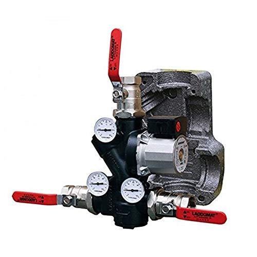 Laddomat 21/100 bis 50 kW Wilo RS25/6 72°C Thermische Rücklaufanhebung RTA Atmos