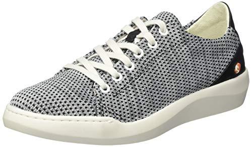 Softinos Damen BAUKII579SOF Sneaker, Grau (Grey 001), 40 EU