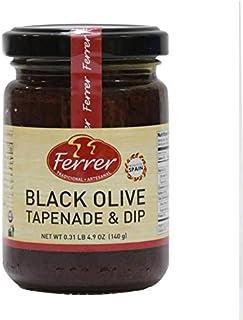 Ferrer Black Olive Tapenade & Dip 140gms